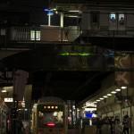 【Tokyo Train Story】都電荒川線と山手線の立体交差