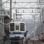【Tokyo Train Story】踏切内での関係性(東武亀戸線)