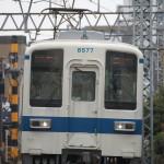 【Tokyo Train Story】東武亀戸線の顔ドアップ