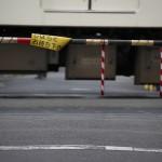 【Tokyo Train Story】遮断機(東武亀戸線)