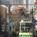 【Tokyo Train Story】高戸橋からの風景(都電荒川線)