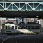 【Tokyo Train Story】ガード下の額縁(都電荒川線)