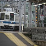 【Tokyo Train Story】東あずま駅にて(東武亀戸線)