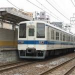 【Tokyo Train Story】小村井駅に停車中の東武亀戸線