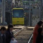 【Tokyo Train Story】急坂を下って学習院下電停を目指す都電荒川線