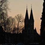 ヴィースバーデンのリング教会で15年前と同じアングルで写真撮影してみた 『ドイツ路地裏散歩の旅』 その20 #ANAxトラベラーズ