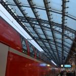 ケルン中央駅(Köln Hbf)の紹介 フランス、ベルギー、オランダへと行く国際列車のタリスもいた! 『ドイツ路地裏散歩の旅』 その7 #ANAxトラベラーズ