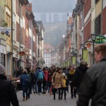 まるで中世の町を歩いている気分になれるハイデルベルク散策 『ドイツ路地裏散歩の旅』 その24 #ANAxトラベラーズ