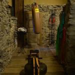 ロマンティックホテル シュロス ラインフェルス内を探検してみたら謎のトレーニングルームなどを発見!  『ドイツ路地裏散歩の旅』 その38 #ANAxトラベラーズ