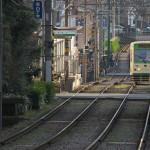 【Tokyo Train Story】学習院下電停付近の坂道(都電荒川線)