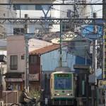 【Tokyo Train Story】都電荒川線三ノ輪橋電停付近の風景