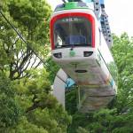 【Tokyo Train Story】新緑の季節(上野動物園モノレール)