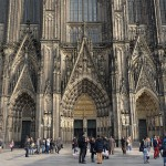 ケルン大聖堂でステンドグラス、彫刻、絵画などの圧倒的な存在感に酔いしれる  『ドイツ路地裏散歩の旅』 その48 #ANAxトラベラーズ