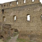 廃墟となったラインフェルス城内に残る井戸やワイン庫を見学してみる  『ドイツ路地裏散歩の旅』 その43 #ANAxトラベラーズ