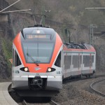 ザンクト・ゴアールスハウゼン駅からライン川の雄大な流れを見ながらドイツ鉄道(DB)でケルン中央駅へ  『ドイツ路地裏散歩の旅』 その46 #ANAxトラベラーズ