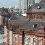 【Tokyo Train Story】KITTEから眺める東京駅