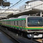 【Tokyo Train Story】上野東京ラインの勇姿