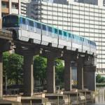 【Tokyo Train Story】緑と青の東京モノレール