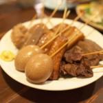 静岡おでんの5時間煮込んだ半熟玉子が特に美味しかった!毎年恒例、静岡の海ぼうずで食べたしぞーかおでん特集