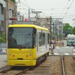 【Tokyo Train Story】黄色い都電とのすれ違い