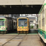 【Tokyo Train Story】荒川車庫の風景(都電荒川線)