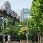 【Tokyo Train Story】赤い東京モノレール