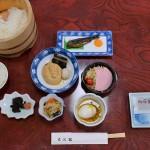 大沢館の決して豪華ではないけれども温泉宿らしさいっぱいの朝食『新潟県の大沢山温泉大沢舘へののんびり旅』 その11