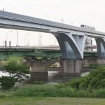 【Tokyo Train Story】荒川を渡る日暮里・舎人ライナー