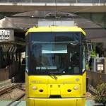 【Tokyo Train Story】黄色い顔をドアップで(都電荒川線)