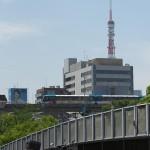【Tokyo Train Story】東京のシンボルを望む(東京モノレール)