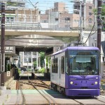 【Tokyo Train Story】紫色の都電荒川線