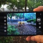 MADOSMAで写真を撮る時、カメラアプリの露出補正の「0(規定)」が変な場所にある件について #madosma