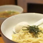 千駄木にある麺やひだまりの和風塩つけ麺と味玉が絶品だった話