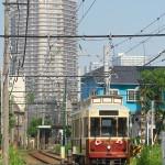 【Tokyo Train Story】日の丸を掲げて(都電荒川線)