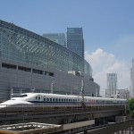 【Tokyo Train Story】夏空の下を走る東海道新幹線