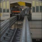 【Tokyo Train Story】多摩モノレールの車内からすれ違う車両を眺める