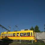 【Tokyo Train Story】青空登坂(都電荒川線)