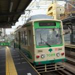 【Tokyo Train Story】鬼子母神前電停ホームの場所(都電荒川線)