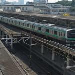 【Tokyo Train Story】上野駅の層構造(常磐線)