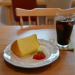 甲府にある小さなスプーンのカフェ カフェ・キュイエールで甘夏のシフォンケーキを食べてきた 『夏の青春18きっぷの旅2015 山梨編』 その6