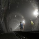 全長1400mの涼しい涼しい大日影トンネル遊歩道を歩いてみる 『夏の青春18きっぷの旅2015 山梨編』 その2