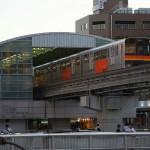 【Tokyo Train Story】頭上を走る多摩モノレール