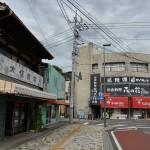 昭和のような風景が残る水郡線の常陸大子駅周辺を散歩してみた 『夏の青春18きっぷの旅2015夏 茨城編』 その6