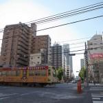 【Tokyo Train Story】春日通りを横切る都電荒川線