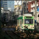 【Tokyo Train Story】日向に顔を出す都電荒川線