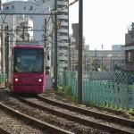 【Tokyo Train Story】線路脇の空間(都電荒川線)