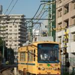 【Tokyo Train Story】青い帯の黄色い都電荒川線