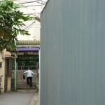 【Tokyo Train Story】路地の先の電停(都電荒川線)