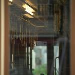 【Tokyo Train Story】都電レトロ風車両の車内