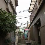 【Tokyo Train Story】路地を抜けたら(都電荒川線)